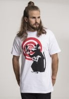 Banksy spy rat tee
