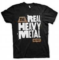 Real Heavy Metal T-Shirt 1