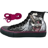 Rock Angel Sneakers dame