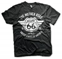 Route 66 - The Mother Road T-Shirt 3