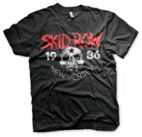 Skid Row T-shirt New Jersey 86 foran