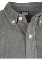 Corduroy Shirt neck