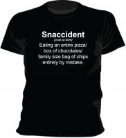 Snaccident T-shirt 2