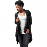 Stickad Cardigan Feather