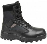 Tactical Boots darkcamo 9 eyes