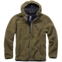 Teddyfleece Worker Jacket 1