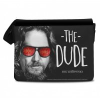 The Big Lebowski - The Dude Messenger Shoulder Bag