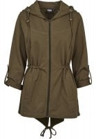 Ladies Terry Parka 12