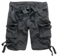 Urban legend tunna shorts svart