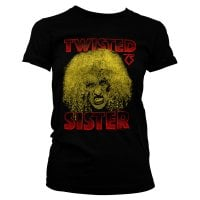Twisted Sister - Dee Snider T-shirt dæme