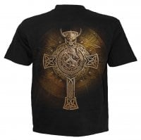 Viking shield T-shirt 2