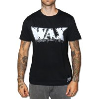 wax logo t-shirt svart - 2
