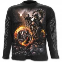 Wheels Of Fire longsleeve