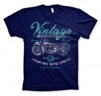 Vintage Motorcycles T-Shirt