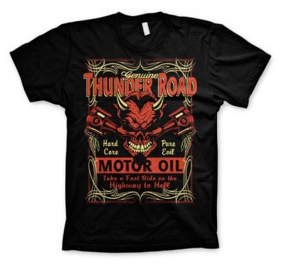 Thunder Road Devil T-Shirt
