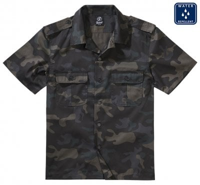 Army shirt camo darkcamo