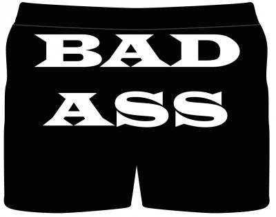Bad ass boxershorts