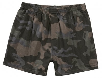 Boxer shorts camouflage mens
