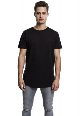 Shaped Long T-shirt 1
