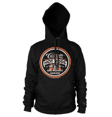 Gas Monkey Garage Custom Hot Rods hoodie
