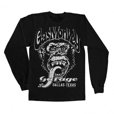 Gas Monkey Garage - Dallas, Texas Long Sleeve Tee