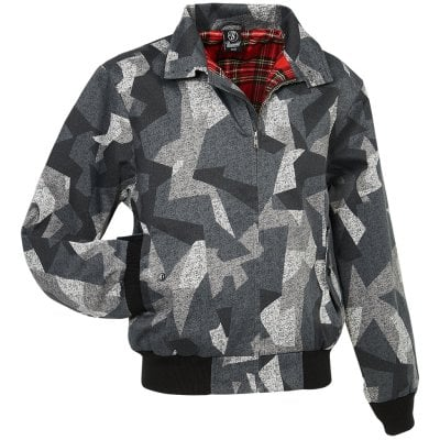 Lord Canterbury Jakke Night Camo