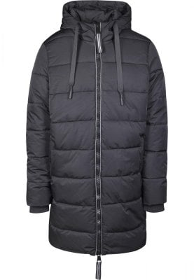 Hooded Puffer Coat tall