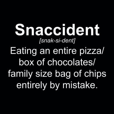 Snaccident T-shirt