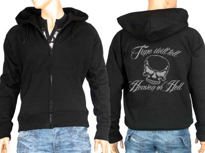 Time will tell - Zip Hood