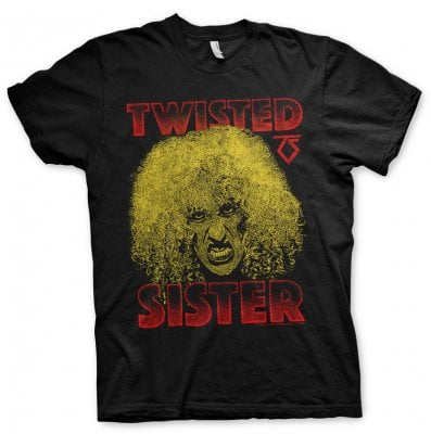 Twisted Sister - Dee Snider T-shirt