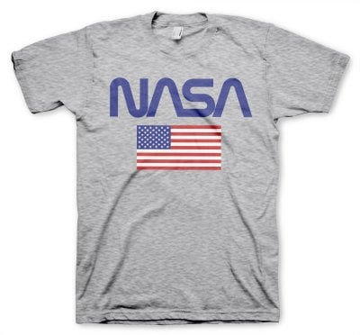 NASA - Old Glory T-Shirt