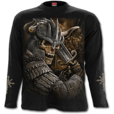 Viking warrior longsleeve