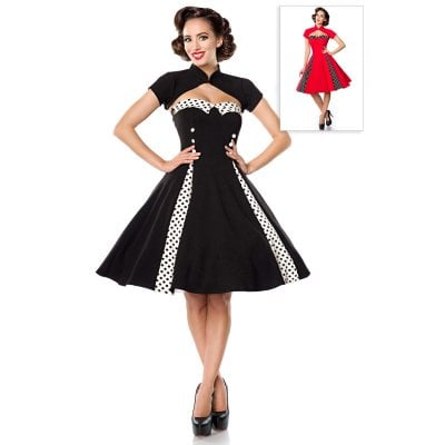 f4350346 Vintage kjole med bolero jakke - Kjoler - Damer - Oddsailor.dk