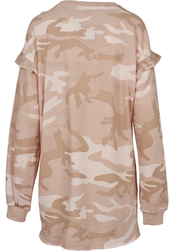 d3dbd712f25b Camouflage sweat kjole - Kjoler - Damer - Oddsailor.dk