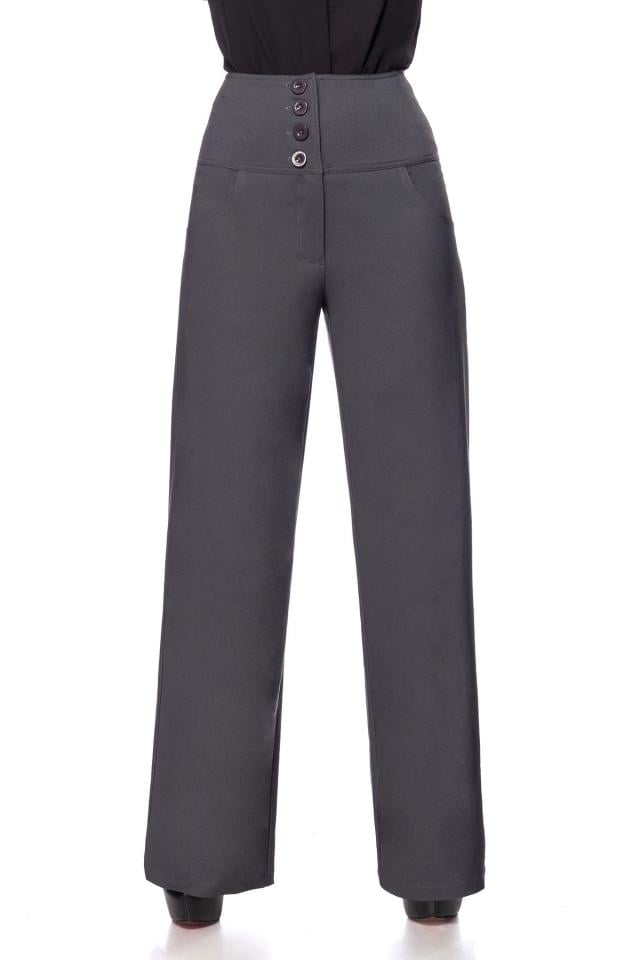 Kvinders bukser med høj talje Jeans Damer Oddsailor.dk