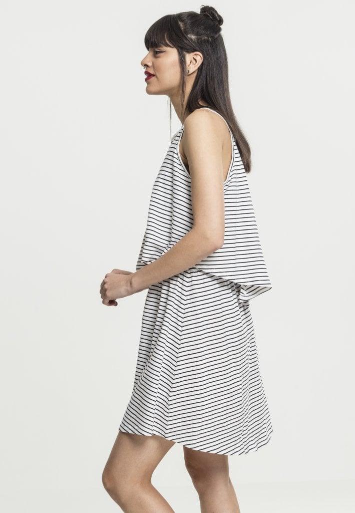 Kort kjole med åben ryg - Kjoler - Damer - Oddsailor.dk