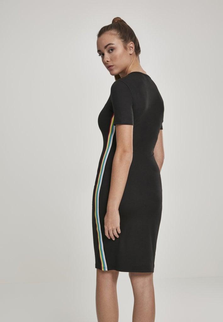 20fbf7b1 Sort kjole med striber - Kjoler - Damer - Oddsailor.dk